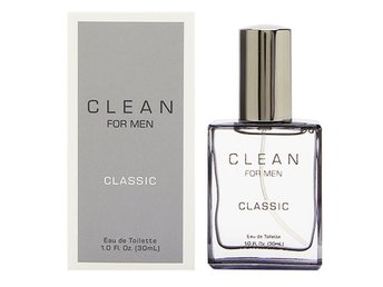 Clean For Men Classic, EdT 30 ml