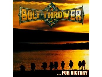 Bolt Thrower: For victory 1994 (CD)