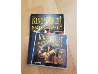 Kings Quest Mask Of Eternity PC