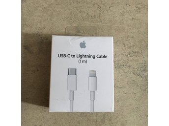 USB-C to Lightning cable (1meter, iphone)
