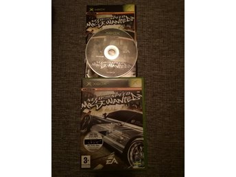 NEED FOR SPEED MOST WANTED XBOX