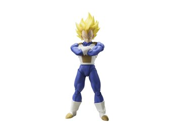 "Bandai Tamashii Nations S.H. Figuarts Super Saiyan Vegeta ""Dragon Ball Z"" Figur"