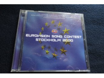 Eurovision Song Contest Stockholm 2000 Cd