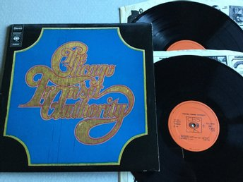 Lp Chicago transit authority Holland org på CBS