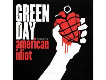 Green Day: American idiot (2 Vinyl LP)