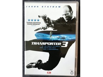 DVD: Transporter 3. 2008. Action