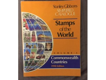 Katalog Stamps of the World