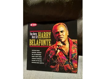 Harry Belafonte.    Best of.   2 cd