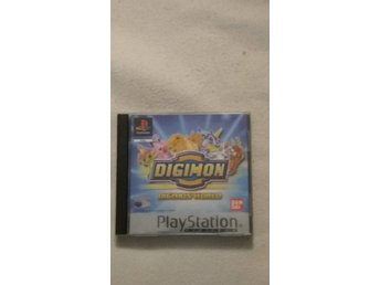 PS1 - DIGIMON WORLD