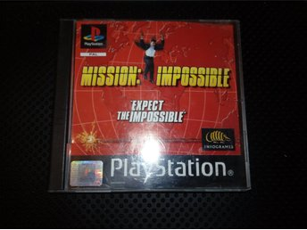 "Mission: impossible ""expect the impossible"""
