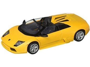 Hobbytoys leksaker Cars Bilar Metall 1:43 Lamborghini Murcelago Cab Orange/gul 6