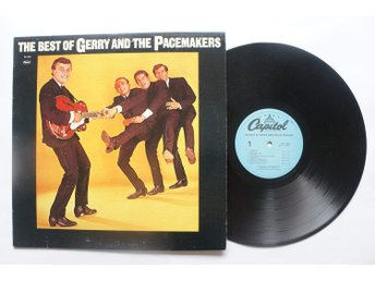 ** Gerry & The Pacemakers ‎– The Best Of Gerry And The Pacemakers **