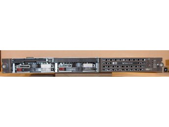 HP ProLiant DL360 G3 - XEON 2x3.0GHz, 2GB MEM,2x36.4gb SCSI