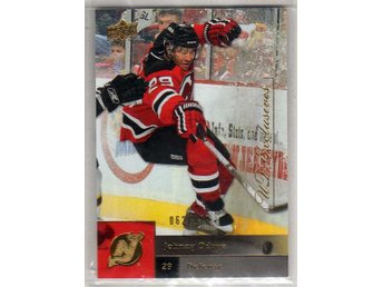 2009-10 Upper Deck Exclusives #53 Johnny Oduya /100