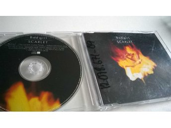 Scarlet - Bad Girl, CD, Single
