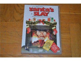 Santas Slay DVD - Töre - Santas Slay DVD - Töre