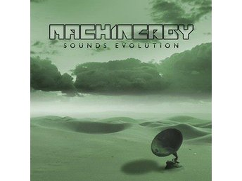Machinergy -Sounds evolution CD 2014 industrial death thrash