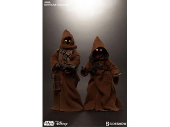 Star Wars Action Figure Set 1/6 Jawa 23 cm Sideshow Hot toys