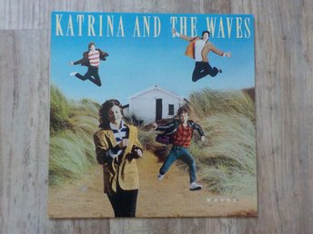 Katarina & The Waves Lp