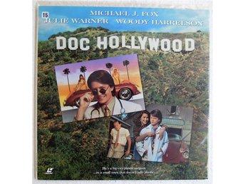 "Laserdisc ""DOC HOLLYWOOD"" bl.a Michael J. Fox - Ramlösa - Laserdisc ""DOC HOLLYWOOD"" bl.a Michael J. Fox - Ramlösa"