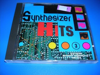 SYNTHESIZER HITS - vol. 3 - galaxy sound orchestra (cd)