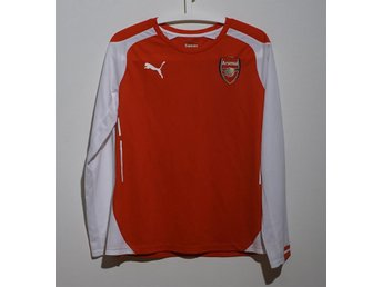 Puma Fotbollströja - football shirt, Arsenal - home, Women Size 38