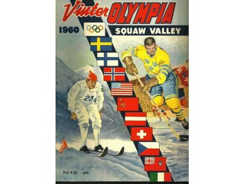 ** VINTER OLYMPIA. Squaw Valley 1960  **