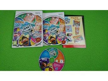 Family Game Night Vol 2 Nintendo Wii - Hägersten - Family Game Night Vol 2 Nintendo Wii - Hägersten