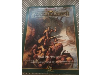 AD&D Forgotten Realms - Hall of Heroes