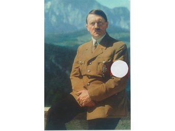 Tredje Riket WW 2 Adolf Hitler at the Berghof Obersalzberg in the Bavarian Alps