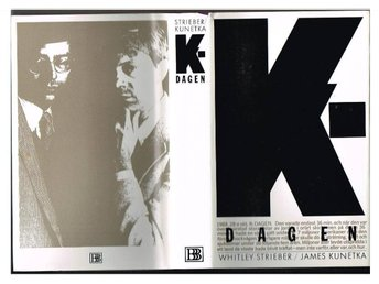 K-DAGEN - Whitley Strieber / James Kunetka (1986)
