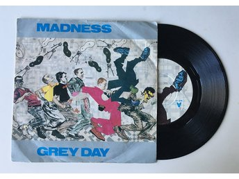"Madness ""Grey Day"" 1981 Stiff Records"