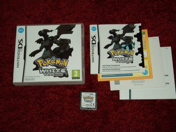 DS Pokemon White