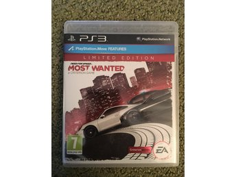 Ps3 spel, (Most Wanted)