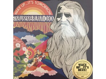 STRAWBERRY ALARM CLOCK - WAKE UP IT'S ...TOMORROW NY 180G LP