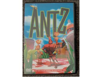 DVD FILM ANTZ DREAMWORKS ANIMATION I NYSKICK