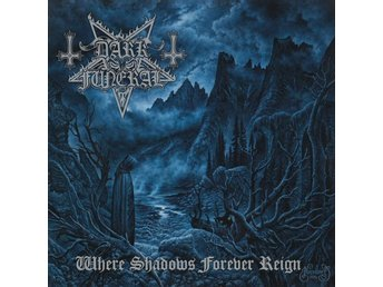 Dark Funeral -Where shadows forever reign lp Swedish black m