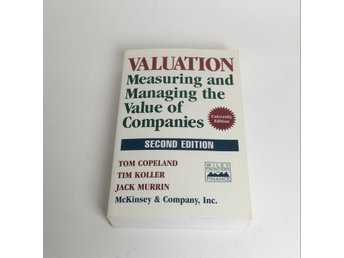 Bok, Valuation, Thomas E. Copeland, Pocket, ISBN: 9780471086277, 1996