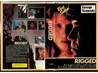Walthers video 342 /Rigged George Kennedy/Pamela Jean Bryant