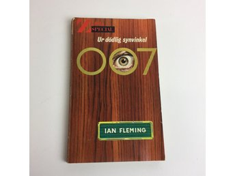 Bok, Ur dödlig synvinkel, Ian Fleming, Pocket, ISBN: 0, 1960