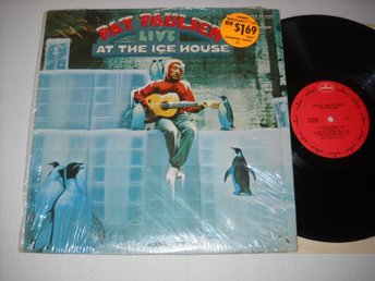 "Pat Paulsen ""Live At The Ice House"""