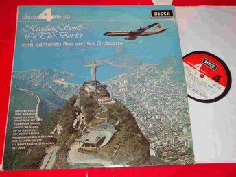 EDMUNDO ROS AND HIS ORCHESTRA - HEADING SOUTH LP 1970