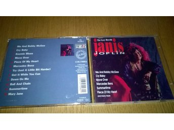 Janis Joplin - The Very Best Of Janis JoplinCD