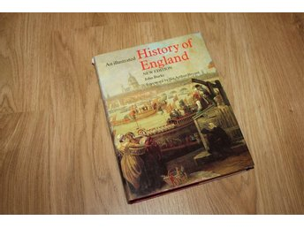 History of England - New Edition - John Burke Foreword by Sir Arthur Bryant