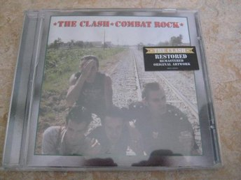 THE CLASH - COMBAT ROCK.