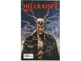 Clive Barker's Hellraiser # 18 Cover B NM Ny Import