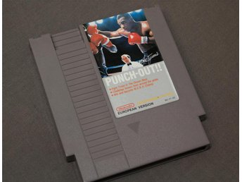 Mike Tysons Punch-Out!! NES Nintendo 8bit Punch Out - Karlstad - Mike Tysons Punch-Out!! NES Nintendo 8bit Punch Out - Karlstad