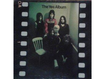 Yes titel* The Yes Album* LP, Gatefold - Hägersten - Yes titel* The Yes Album* LP, Gatefold - Hägersten