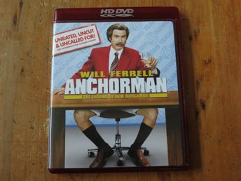 ANCHORMAN (HD DVD) Will Ferrell