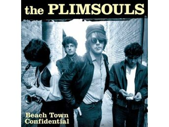 The Plimsouls ‎–Beach Town Confidential live 83 LP power pop